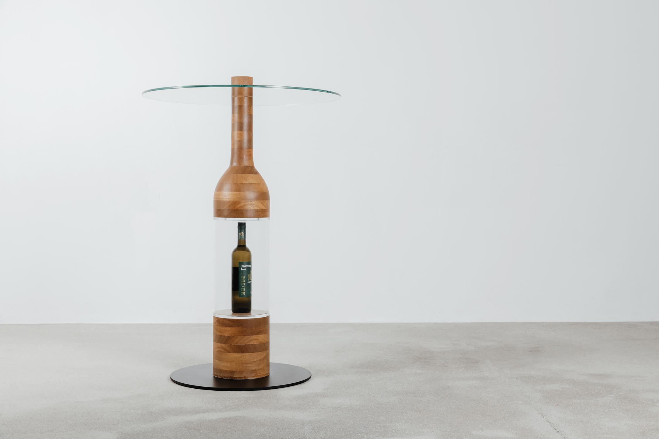 The Wine-Bottletable